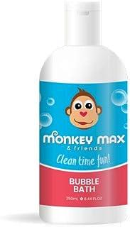 monkey max Bubble Bath, 250 g