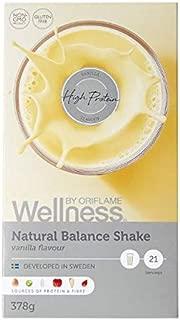 oriflame wellness natural balance shake
