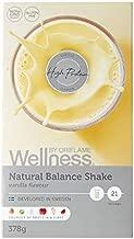 Buy 3 get 1 free Oriflame wellness Natural balance shake - Vanilla 378g