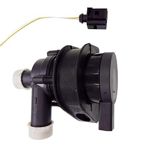 1K0965561J Bomba de agua de refrigeración de motor + enchufe auxiliar para V.W 1.8T 2.0T Beetle CC EOS Jetta Golf GTI Passat Au-di-A3 Q3 1K0 965 561 J