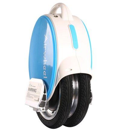 Airwheel Q5 Monorueda eléctrica autoequilibrador para Hombre, Hombre, Q5B170, Turquesa, 37.3 x 53 x 18.5
