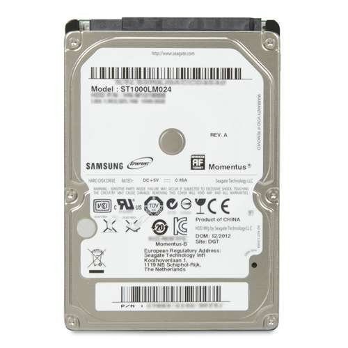 Samsung/Seagate - ST1000LM024 Momentus Spinpoint M8 Disque dur interne 2,5'' SATA II 5400 tours/min 1000 Go