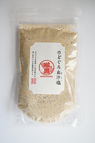 のどぐろ出汁塩(国産万能調味料)180g
