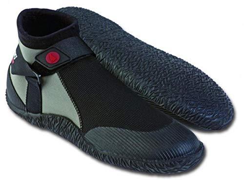 Musto Dinghy Neoprenschuh schwarz, Größe 45