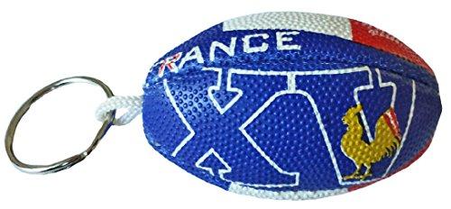 Sleutelhanger rugbybal Frankrijk
