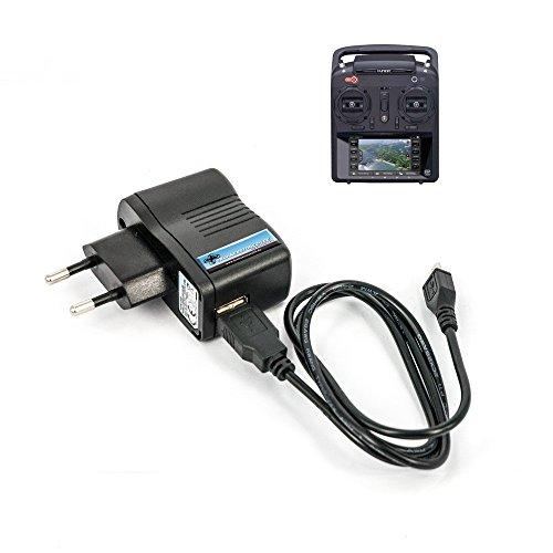Yuneec ST10 Ersatz Micro USB Kabel + Netzteil USB Ladekabel ST10
