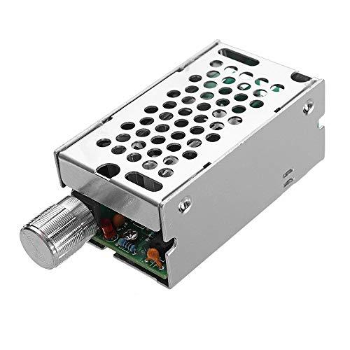 ScottDecor electrónica CCM5NJ 10A DC Motor gobernador con regulación de velocidad continua polaridad inversa protección 3 unids electrónica kit