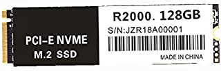 YMG unità A Stato Solido 128G / 256G / 512G / 1 TB, Protocollo 2280PCIE, SSD con Interfaccia NVME M.2, Fino A 2100 MB/S,128gb