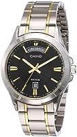 Casio Casual Analog Display Quartz Watch For Men MTP-1381G-1AV