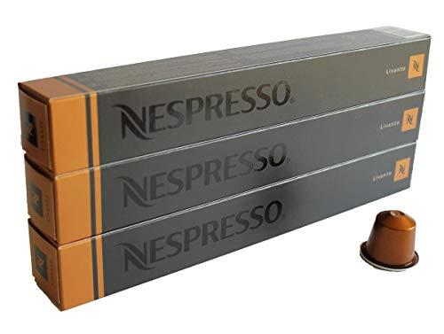 Nespresso Livanto Café - 30 Cápsulas