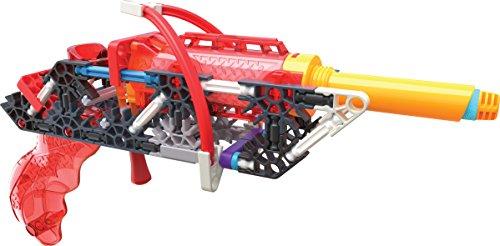 K'NEX K-FORCE – K-10V Building Set – 83 Pieces – Ages 8+ – Engineering Educational Toy