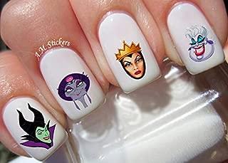 Best disney villains nail art Reviews