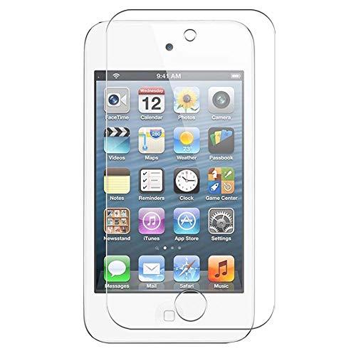 Vaxson 4 Unidades Protector de Pantalla, compatible con Apple iPod touch 4 touch4 4th [No Vidrio Templado] TPU Película Protectora