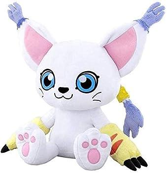 Digimon Plush Pillow Toy 10cm Dilu Beast Anime Figures Cartoon Stuffed Doll Soft Doll Birthday for 3+ Children Boy Girls