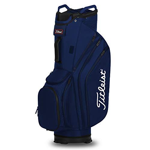 Titleist Cart 14 Lightweight Golf Bag, Navy