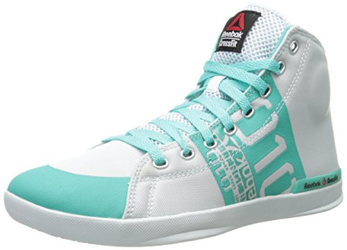 Reebok Women's Crossfit lite tr-w, Reflection Blue/Timeless...