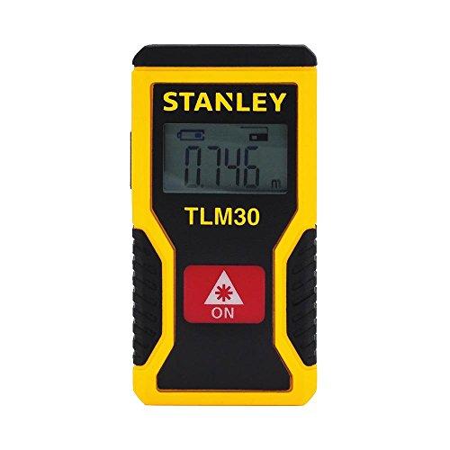 Stanley STHT77425 TLM30 Pocket Laser Distance Measurer, 30'