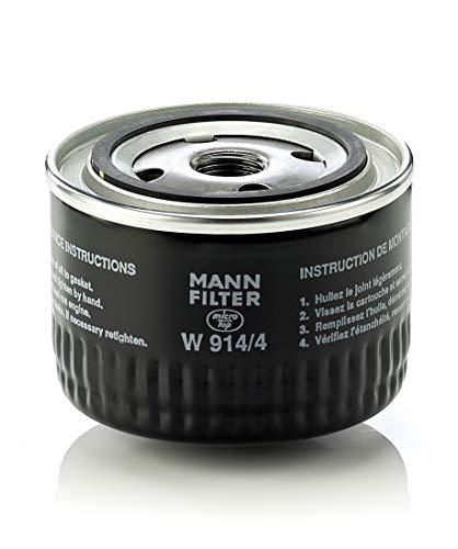 Original MANN-FILTER Ölfilter W 914/4 – Für PKW