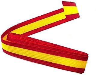 Amazon.es: cinta bandera españa