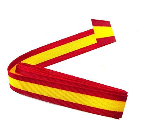 Durabol Cinta Bandera España Pulseras Lazos Pulsera Bandera Flag manualidades