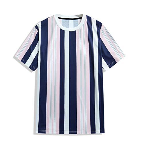 SSBZYES Camiseta para Hombre Camiseta De Verano De Manga Corta para Hombre Camiseta De Cuello Redondo para Hombre Camiseta con Estampado De Calavera para Hombre Camiseta De Gran Tamaño para Hombre