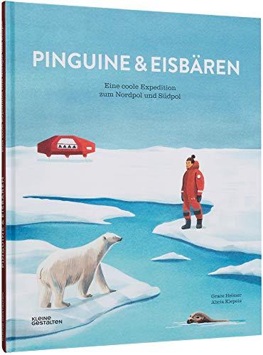 Pinguine und Eisbären: Eine coole Expedition zum Nordpol und Südpol