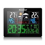 Excelvan - Reloj de pulsera con pantalla LED para interior y exterior e inalámbrico...