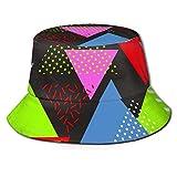 Cute Bucket Hat Beach Fisherman Hats for Women Crazy Retro 80s Style Summer Hat