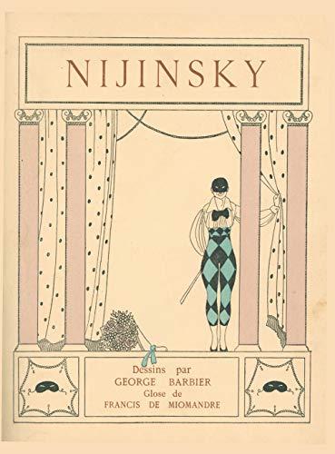 Dessins sur la Danses de Vaslav Nijinsky