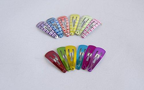 Pack de 30 épingles à chignon Mini assorties (3 cm). Expédition gratuite