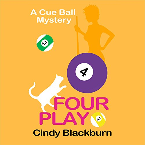 Four Play audiobook cover art