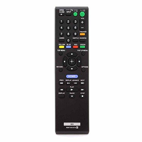 121AV - Mando A Distancia De Reemplazo Universal Para Reproductores De DVD Sony BLU-Ray