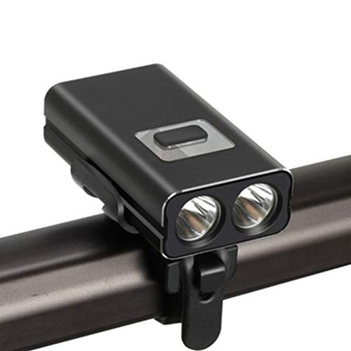 HLD Bicycle Lights, Headlights, Riding Equipment, Accessories, Rechargeable Flashlights, Bicycles, Night Riding, Mountain Bike Lights Headlight-Taillight Combinations