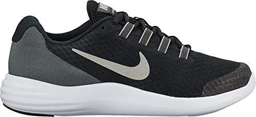 Nike Kid's Lunarconverge Shoes 869962-001 Black/White (5.5)