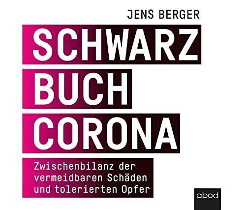 Schwarzbuch Corona Titelbild