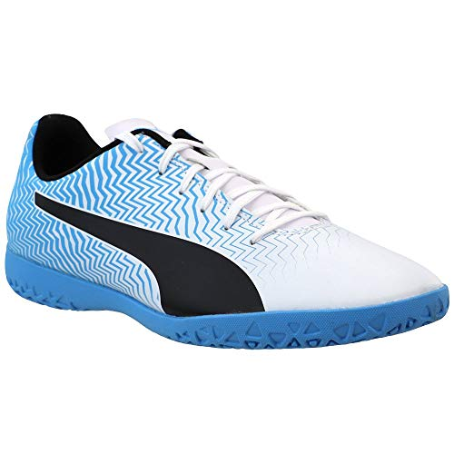 PUMA Mens Rapido Ii It Soccer Cleats - Blue - Size 14 D
