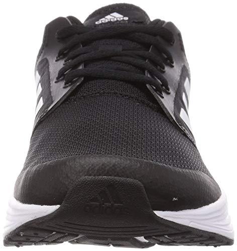 adidas Galaxy 5, Road Running Shoe Hombre, Core Black/Footwear White/Footwear White, 42 EU