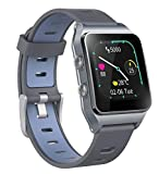 LOVOVR Smart Watch,Fitness Tracker, <span class='highlight'>GPS</span> <span class='highlight'>With</span> <span class='highlight'>17</span> <span class='highlight'>Sports</span> <span class='highlight'>Modes</span> <span class='highlight'>Activity</span> Tracker IP68 Waterproof Touch Screen Watches, Heart Rate Sleep Trackers <span class='highlight'>With</span> Pedometer Step Calories Counter