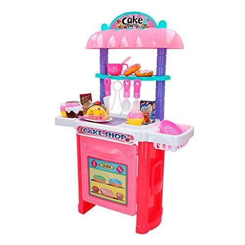ColorBaby -  Cocinita de pasteles con accesorios My Home Col