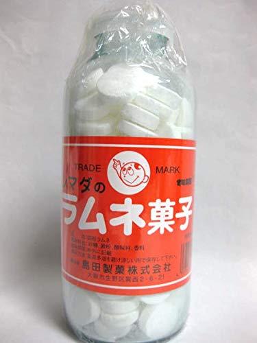 Price comparison product image Shimada of lemon soda confectionery 250g (economical glass bottle)