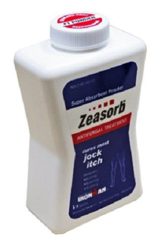 ZEASORB Jock Itch Powder 2.5OZ
