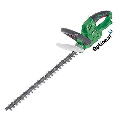Ribimex PRBAT20/THSB - Cortasetos RBAT20 sin batería y Cargador, Verde y Negro