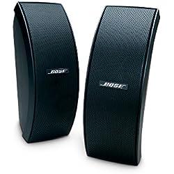 Amazon Com Bose 151 Outdoor Speakers Wth 100 Feet 16 Gauge Speaker Wire Home Audio Theater