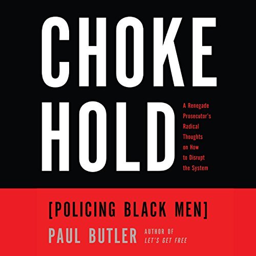 Chokehold audiobook cover art