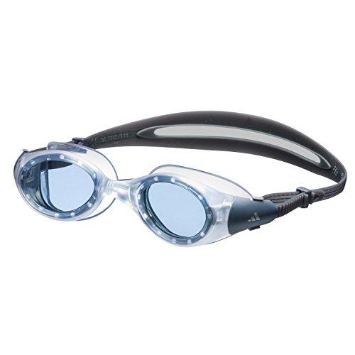 adidas Performance - Gafas de natación, color negro