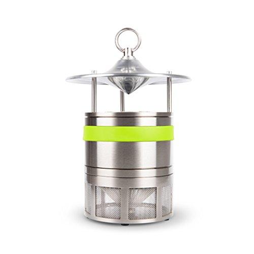Moskito-Lampe YLLXX Co2 Hause Schlafzimmer Stumm Moskito Killer Mückenschutz Outdoor Mücke Artefakt (250 * 120Mm)