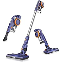 Orfeld 18000pa 4 in 1 Cordless Stick Vacuum, with Dual Digital Motor