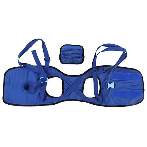 Minnya Dog Sling Assist Belt BreathableDog Caminando Levantando Carry Lift Soporte Arnés...