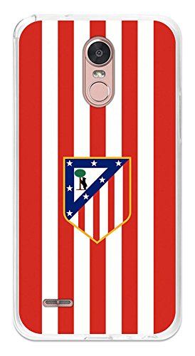 BeCool Funda Gel Flexible Atlético de Madrid para LG Stylus 3 ...