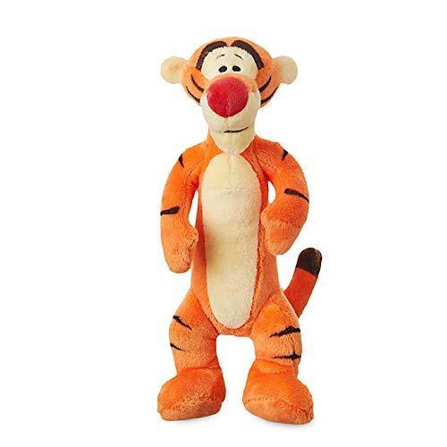 Disney Oficial Winnie The Pooh - Tigger 24 cm Suave Peluche de Juguete